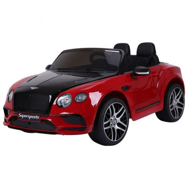 Bentley Supersports 12V Convertible - Red