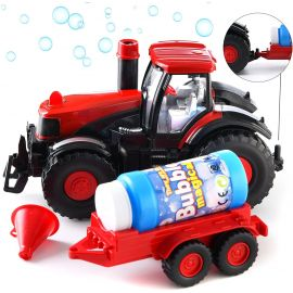 Bubble Blowing Tractor