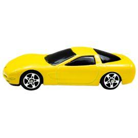 Maisto Fresh Metal - Free Wheeler Diecast Car - 3 inch - 1997 Chevrolet Corvette