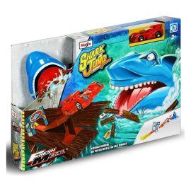 Maisto Fresh Metal Shark Jump Playset