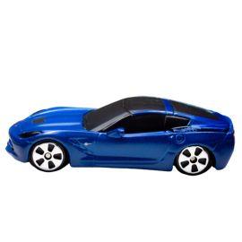 Maisto Fresh Metal - Free Wheeler Diecast Car - 3 inch - 2014 Chevrolet Stingray