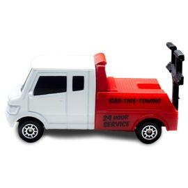 Maisto Fresh Metal - Free Wheeler Diecast Car - 3 inch - Tow Truck