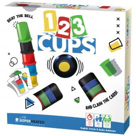 Speed Cups: 123 Cups