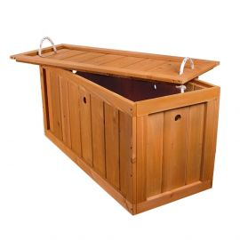 Playnation - Wooden Toy Chest