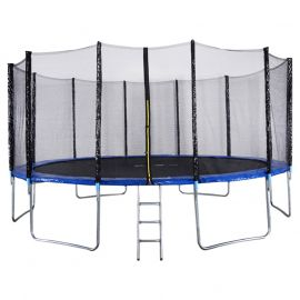 Gambol -Kids Trampoline Round 14 Feet For Outdoor