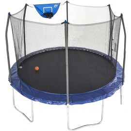 Gambol 14th ft commercial trampoline and enclosure