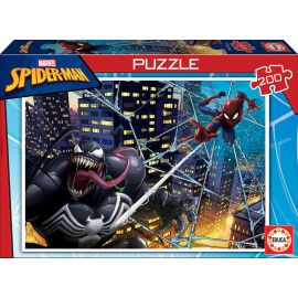Educa Puzzles - 2X100 Spider-Man - Suitable for 3 years and above