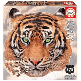 Educa Puzzles - 400 Tiger Face - Suitable for 3 years and above