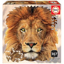 Educa Puzzles - 400 Face Of Lion - Suitable for 3 years and above