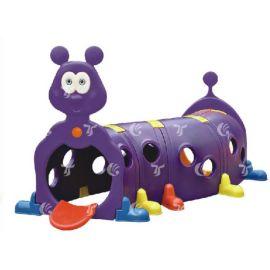 Gambol - Plastic Kids Caroling Tube-Purpal