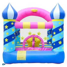 Gambol - Inflatable Magical Stars Bouncy Castle House