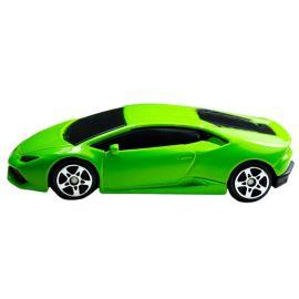 Maisto Fresh Metal - Free Wheeler Diecast Car - 3 inch - Green Lamborghini Huracan LP 610-4