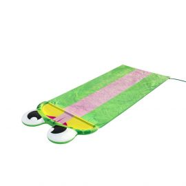 Bway H2Ogo Slide Friendly Frog 488Cm
