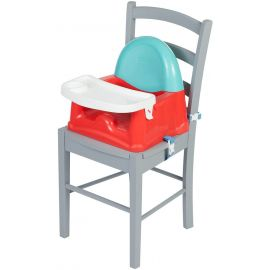Safety 1st - Easy Care Feeding Booster Seat Red Lines