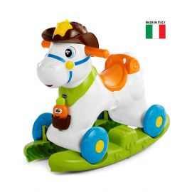 Chicco Toy Baby Rodeo Rocking Ride On - Orange