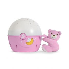 Chicco Next To Stars Musical Projector - Pink