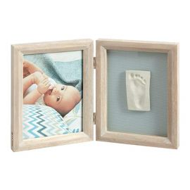 Baby Art - My Baby Touch Simple print frame - Stormy