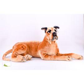 Gambol - Stuffed Lying Dog Soft Toy