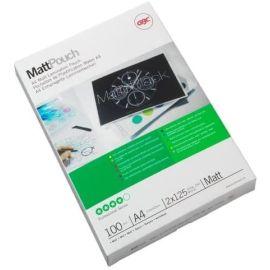 GBC 2X125 Micron A4 Matt Laminating Pouch (Pack Of 100)