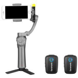 Saramonic Blink 500 B4 Llightning Kit - 2.4G 1X Dual RX, 2X TX