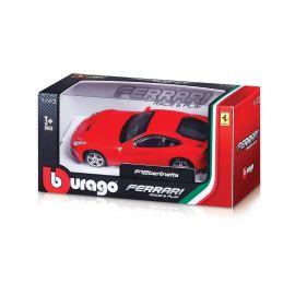 Bburago 1:43 Ferrari R & P Vehicles - Red