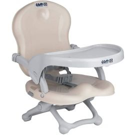 Cam Smarty Booster Feeding Chair, Cream color