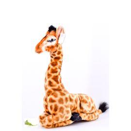 Gambol - Stuffed Lying Giraffe Soft Toy