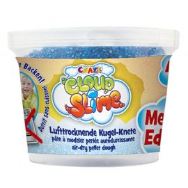 Craze Cloud Slime - Starter Can Metallic Colors - Blue