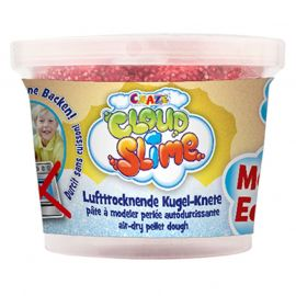 Craze Cloud Slime - Starter Can Metallic Colors - Red