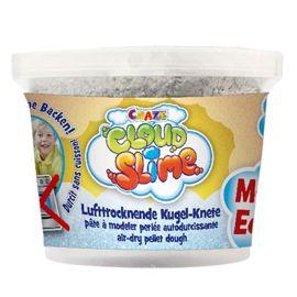 Craze Cloud Slime - Starter Can Metallic Colors - Silver