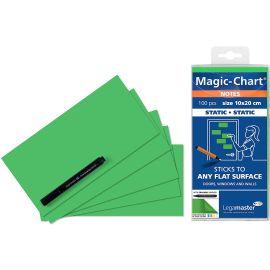 Legamaster Magic-Chart Notes - Green