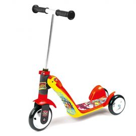 Smoby Disney Mickey Mouse 2 In 1 Reversible Scooter - Red