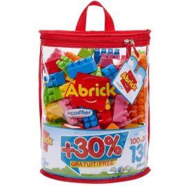 Ecoiffier 100 Pcs Bricks Bag + 30% Free