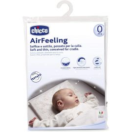 Chicco Air Feeling Pillow for Cradle - White