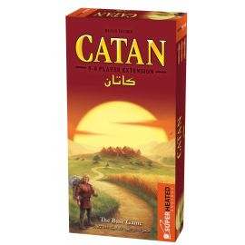 Catan Base Game 5-6 Players