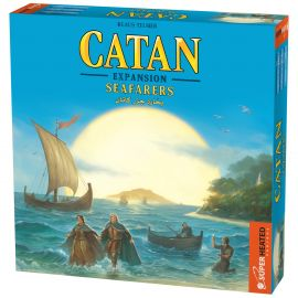 Catan Seafarers 3-4 Players