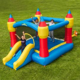 Inflatable Castle and Slide