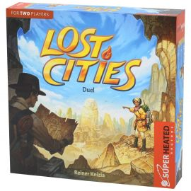 Lost Cities Duel