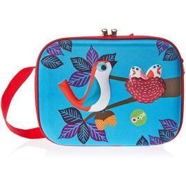 Happy Snack Bird - Soft 3D Lunchbox