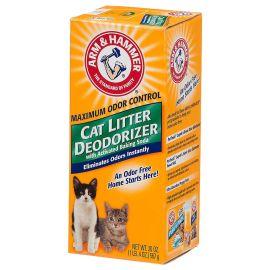 Arm and Hammer - Cat Litter Deodorizer W/Baking Soda 567g