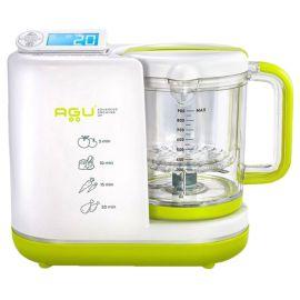 Agu Baby - Mini Food Processor - White