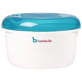 Badabulle Microwave Sterilizer & Bottle Dryer, 3 in 1, Piece of 1