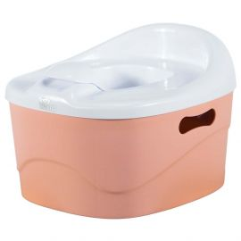 Diaper Champ - Potty Champ - Old Pink