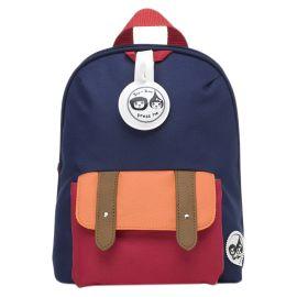 ZIP & ZOE - Mini Backpack + Safety Harness - Navy Block