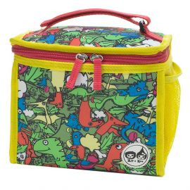 Zip & Zoe - Zipped Lunch Bag & Ice Pack - Dino