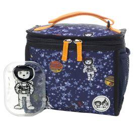 Zip & Zoe - Zipped Lunch Bag & Ice Pack - Spaceman