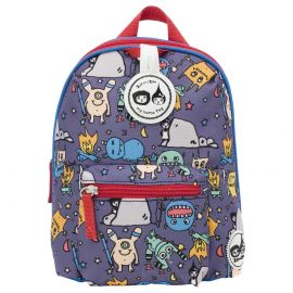Zip & Zoe - Mini Monster Backpack & Safety Harness 1-4Y