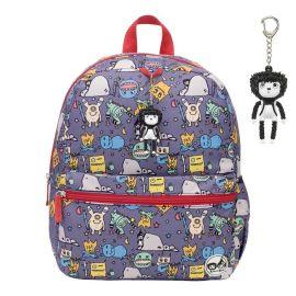ZIP & ZOE - Junior Backpack Monster