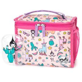 Zip & Zoe - Zipped Lunch Bag & Ice Pack - Llama