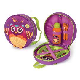 Oops - Starry Meal-Set - Mr. Wu (Owl)